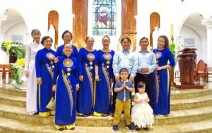 Giáo Khu Đức Mẹ Fatima