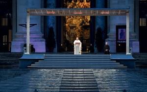 """18-04-2020 Đức Thánh Cha Phanxicô nói rằng đại dịch có thể là """"nơi chốn hoán cải"""""""