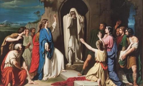 """Cầu nguyện với Lời Chúa chúa nhật 5 Mùa chay 2020 Chủ đề: """"Thiên Chúa là Chúa của kẻ sống và kẻ chết"""""""